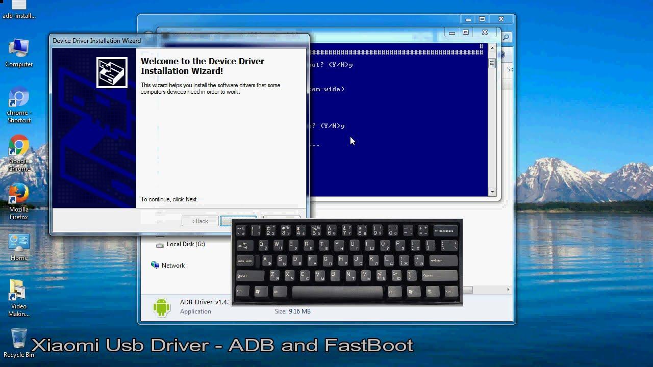 universal adb driver xiaomi