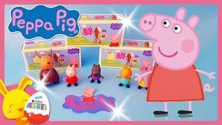 Oeufs surprises Peppa Pig pour les enfants - Touni Toys - Titounis
