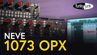 Product Review - Neve 1073 OPX