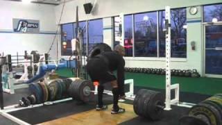 Mike Deadlift 562 (255kg)