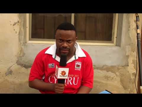 OKON LAGOS Bihop Imeh NOLLYWOOD MOVIE ACTOR Pan Africa tv unplug