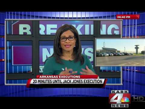 FB Live: Execution of Jack Jones