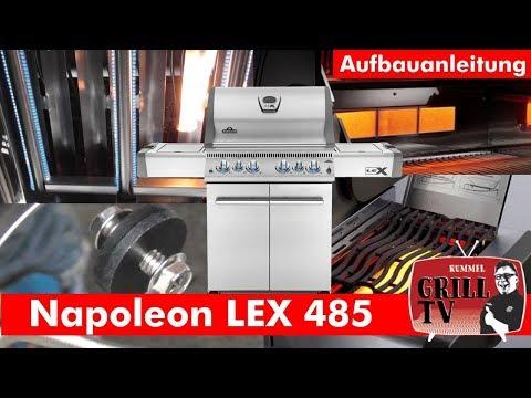Napoleon Gasgrill Outdoorküche : Napoleon gasgrill rogue r pk schwarz hoedlshop