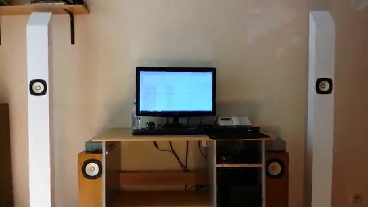 zigmahornet fostex fe103en acoustic
