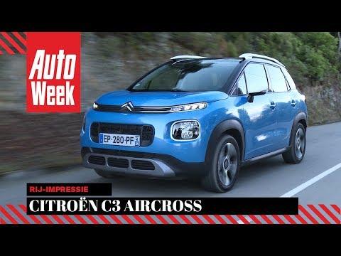 Citroën C3 Aircross - AutoWeek Review