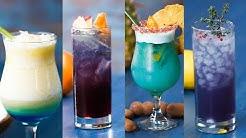 How To Make Blue Curaçao 4 ways • Tasty Recipes