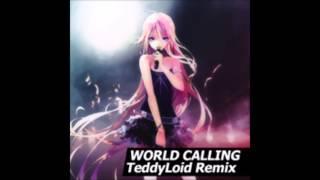 GROOVE COASTER 2 ORIGINAL STYLE ワールド コーリング World Calling Teddyloid Remix