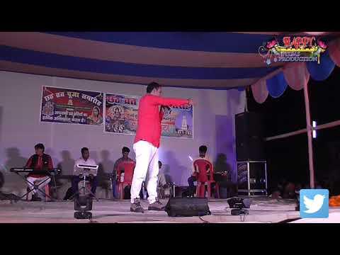 Ranjan Tiwari - Chhath brat pooja samaroh {Bhaskar Nagar/ Sayisha } 2017 ka hit stage show