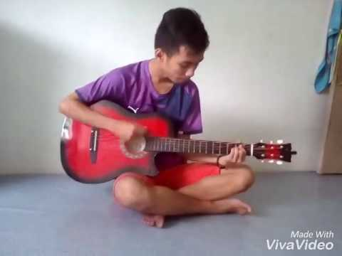 Kumang Seari Guitar Cover