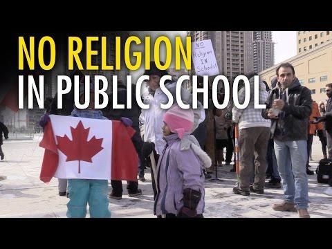 Parents say NO to Muslim school prayers