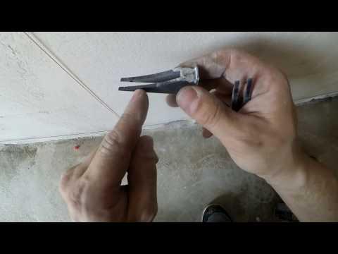 Струнные маяки для штукатурки: как сделать своими руками#ремонтквартирвНовосибирске