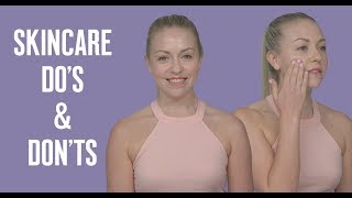 HOW TO   Skincare Dos & Don'ts   Superdrug