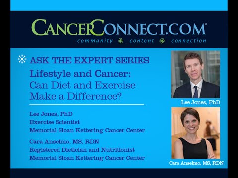 Lifestyle and Cancer: Can Diet and Exercise Make a ...