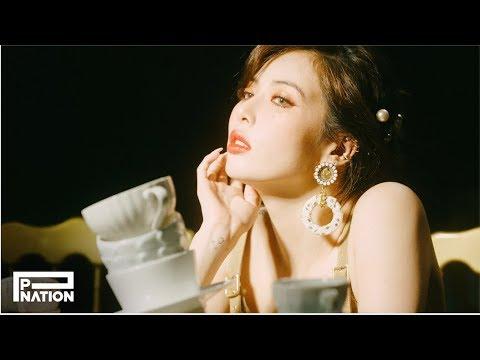 현아 (HyunA) - 'FLOWER SHOWER' MV