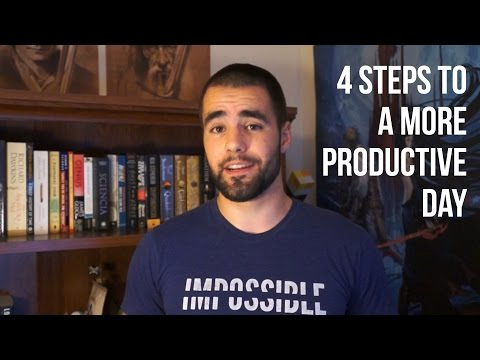 Gaining Momentum: A 4-Step Process for Starting Every Day Productively - College Info Geek