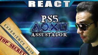Suposta lista VAZA lançamento e detalhes do PLAYSTATION 5 na PSX 2019! O bicho vai PEGAR! -【REACT】