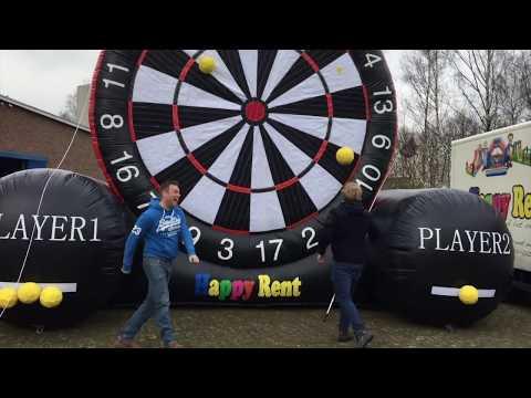 Fussball Dart Mieten Youtube