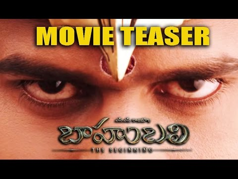 Exclusive @ Baahubali Teaser