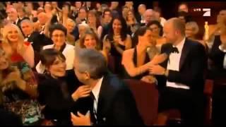 WINNER Film Editing   Gravity, Alfonso Cuarón And Mark Sanger