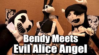 MMA Movie: Bendy Meets Evil Alice Angel