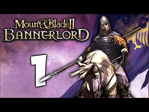 THE RISE OF KARL FRANZ! Mount & Blade II: Bannerlord  Empire Campaign 1