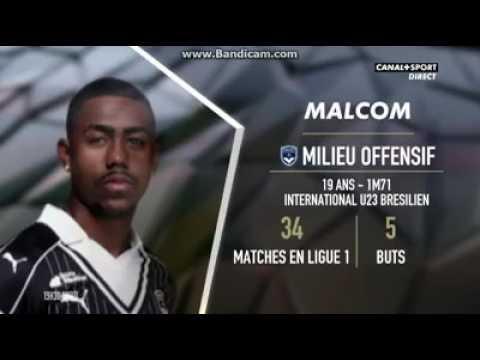 19h30 Sport : À la découverte de Malcom (Canal+ Sport)