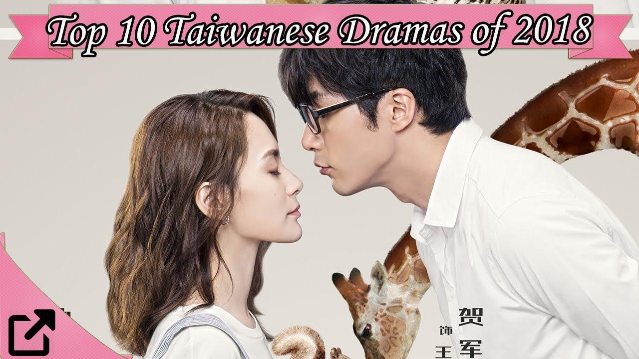 Top 10 Taiwanese Dramas of 2018