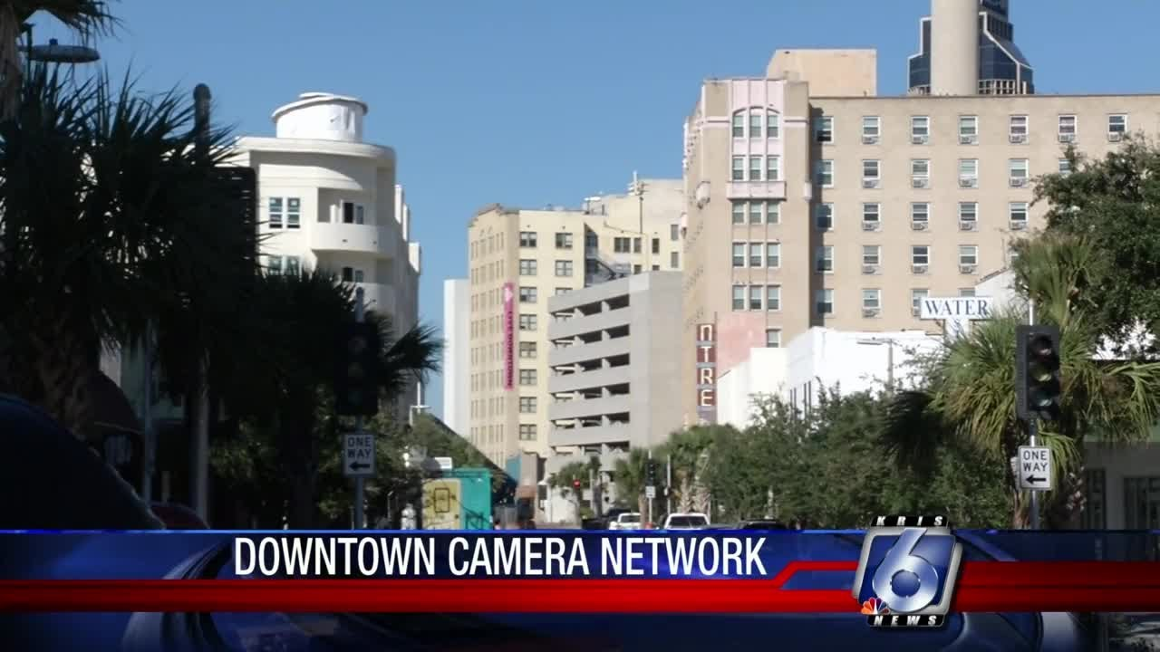 New camera network going in to monitor downtown streets