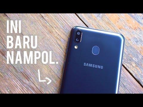 Samsung TOBAT! - Review Samsung Galaxy M20