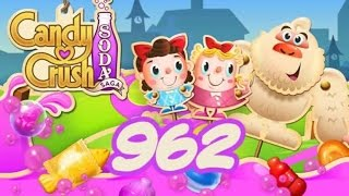 Candy Crush Soda Saga Level 962
