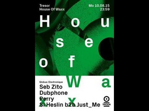 Dubphone at House of Wax - Tresor Club Berlin