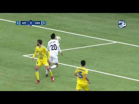 Amazing goal from Kazakhstan Premier League!!!