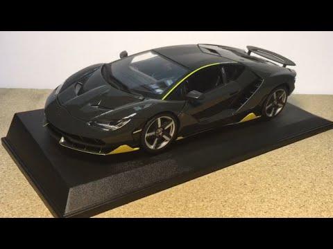 Review Maisto 1 18 Lamborghini Centenario Lp 770 4 Youtube