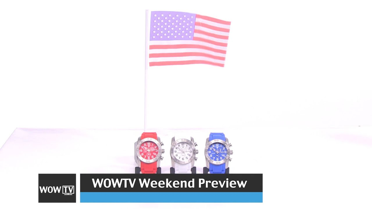 world of watches tv preview weekend show june 23rd