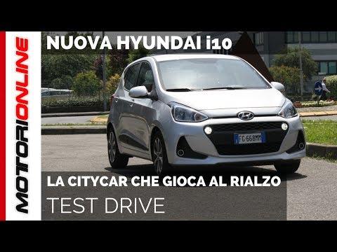 Nuova Hyundai i10 | Test Drive, pregi e difetti
