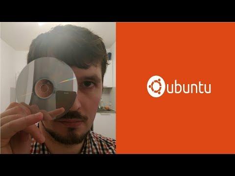 Как запустить Ubuntu C DVD диска в 2020 г ?