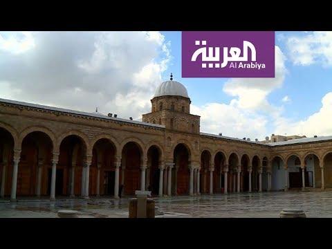 وأن المساجد لله | جامع الزيتونة في تونس.. يعتقد أن اسمه جاء من شجرة زيتون كانت في مكان بنائه