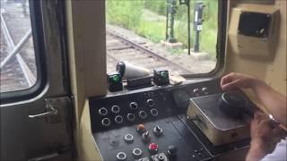 NYC Subway HD 60fps: R46 A Train Railfan Window Cab Ride Towards Rockaway Park (8/4/18)