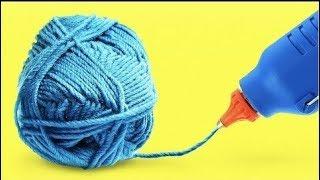 毛糸ってこんなに使えるの!?20のすごいアイデア