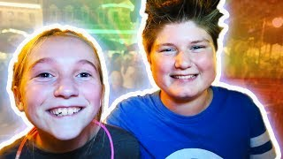 IT MADE HER CRY! | HAPPILY EVER AFTER | SPACE MOUNTAIN WITH THE LIGHTS ON!