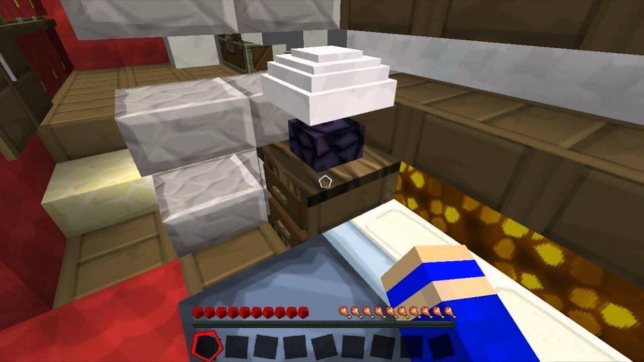 Minecraft Mod Showcase Furniture