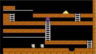 Eski Atari Oyunları Lode Runner Bugda Kalan Uzayli Yüzünden Bölümü Bitiremedik
