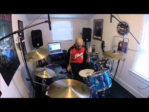 Good Charlotte's I Just Wanna Live Drum Cover Video