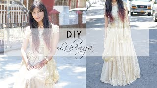 DIY: How to sew a Lehenga (South Asian Dress)