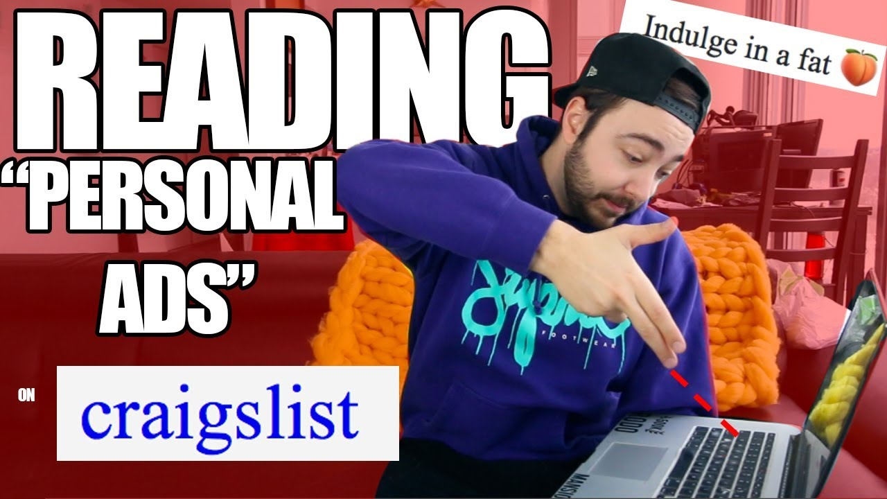 reading craigslist personals