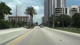 MIAMI BEACH TO HOLLYWOOD, FL