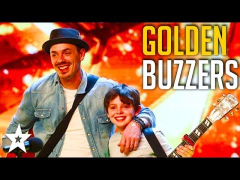 5 GOLDEN BUZZER Auditions on Britain's Got Talent 2018 | Got Talent Global