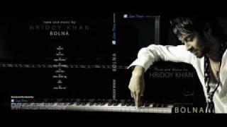 Hridoy Khan - Biday Bolechi Bondhu