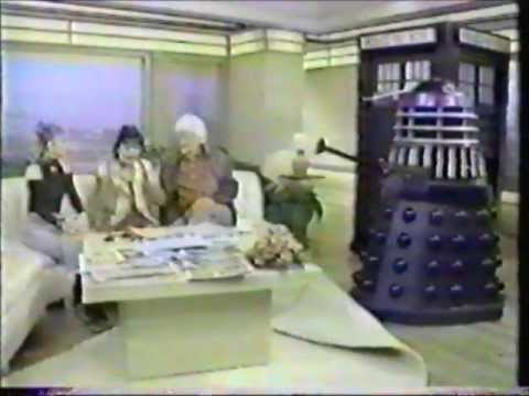 TARDIS Treat, 30 year anniversary Jon Pertwee, Katy Manning reunite
