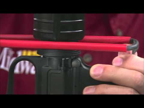 How to Replace or Upgrade AR-15 Handguards Presented by Larry Potterfield of MidwayUSA